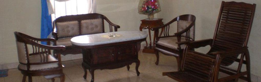 Ruang Tamu Suite